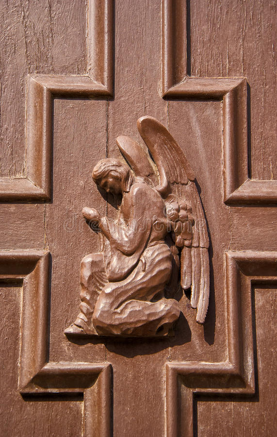 Be ängel arkivbilder