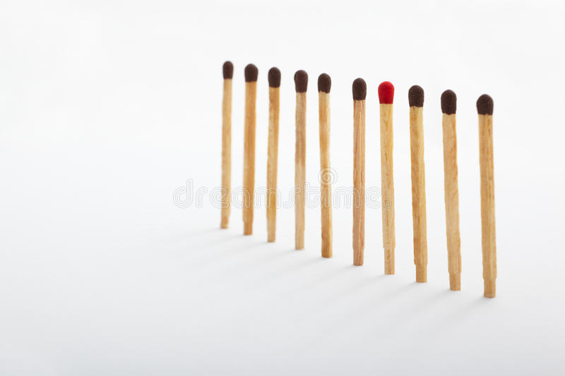 Be Different Royalty Free Stock Photo