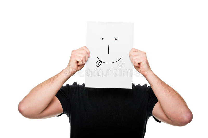 Download Be funny stock image. Image of mask, caucasian, body - 21942297