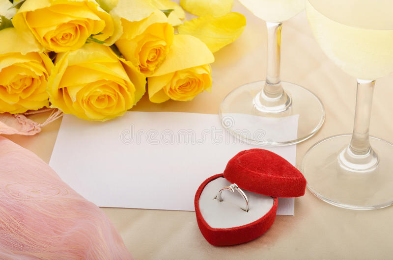 Download Be my Valentine! stock photo. Image of freshness, engagement - 28149314