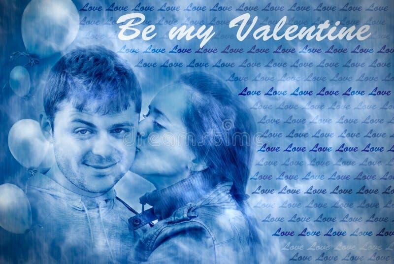 Be My Valentine Concept Stock Photos