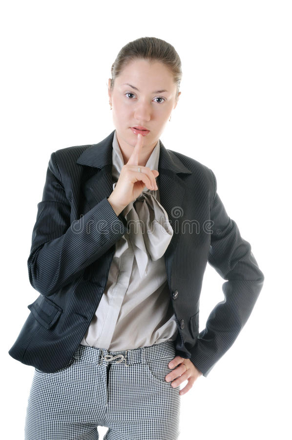 Download Be Quiet Royalty Free Stock Photos - Image: 14296788