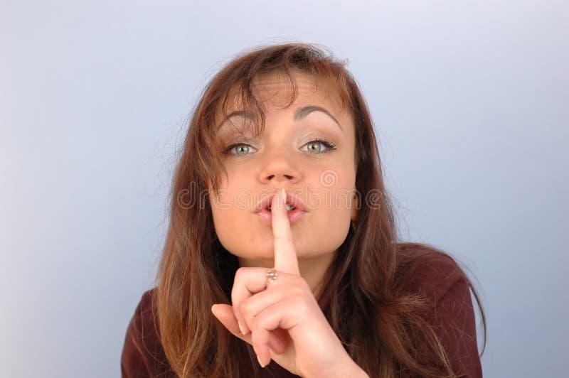 be quiet στοκ φωτογραφίες με δικαίωμα ελεύθερης χρήσης