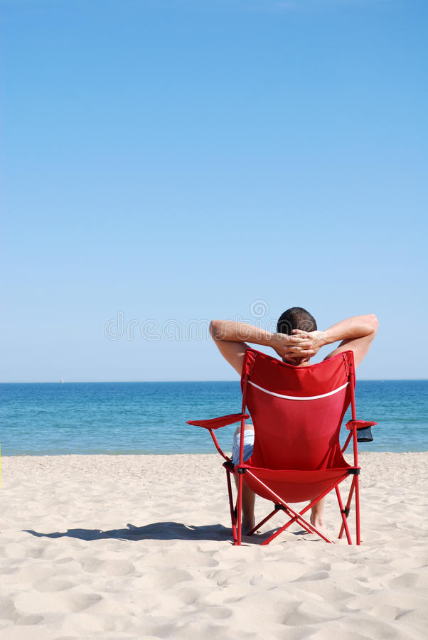 Download Beach stock image. Image of people, tourism, relax, relaxation - 10268259