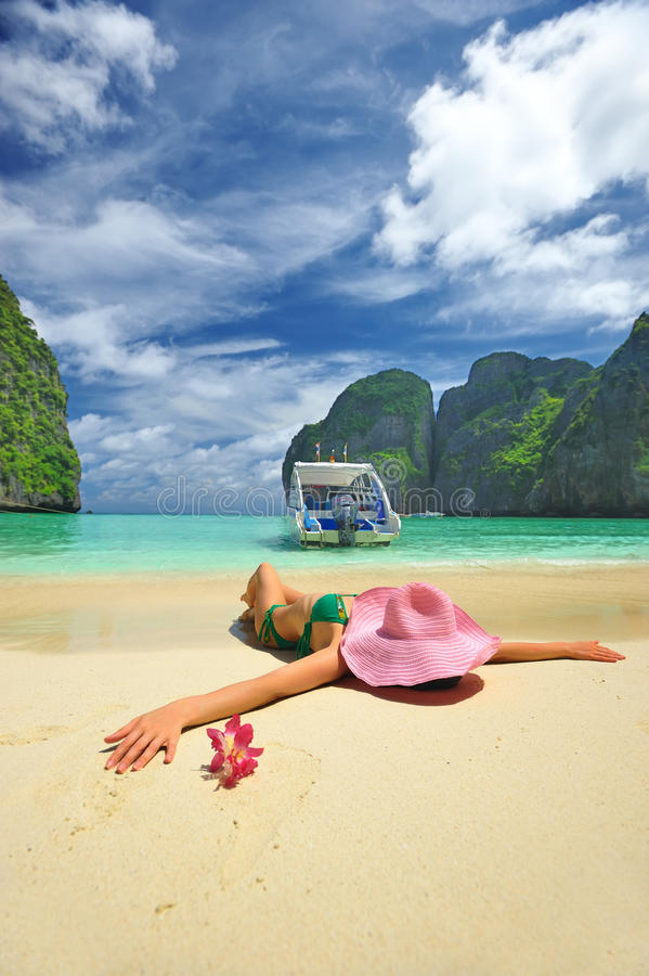 Download The Beach Stock Images - Image: 12417524