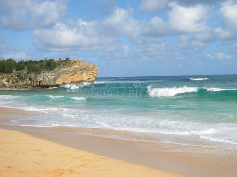 Download Beach stock image. Image of ocean, hawaii, vacation, coast - 155339