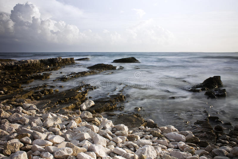 Download On the beach stock image. Image of water, nature, blue - 21963359