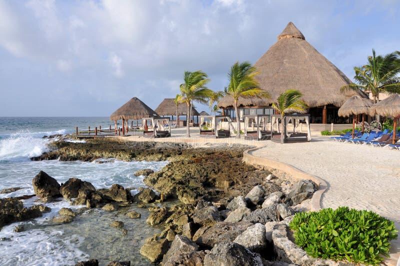 Download Beach stock photo. Image of america, sand, cancun, beautiful - 26279234