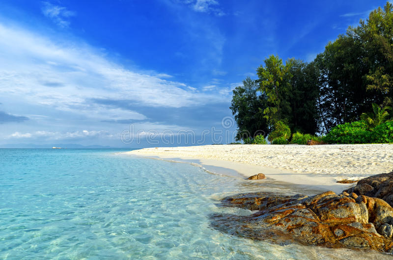 Download Beach stock photo. Image of outdoor, dream, relaxation - 26530974