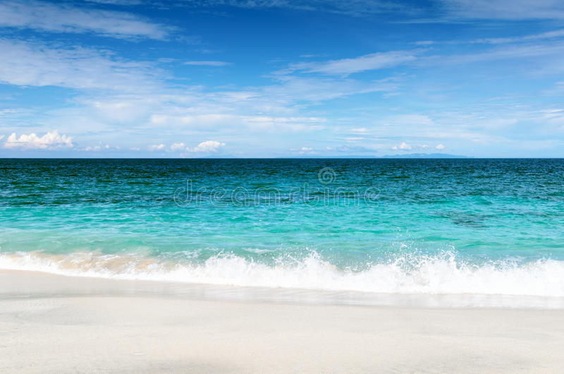 Download Beach stock image. Image of cloud, beauty, outdoor, clear - 26800127