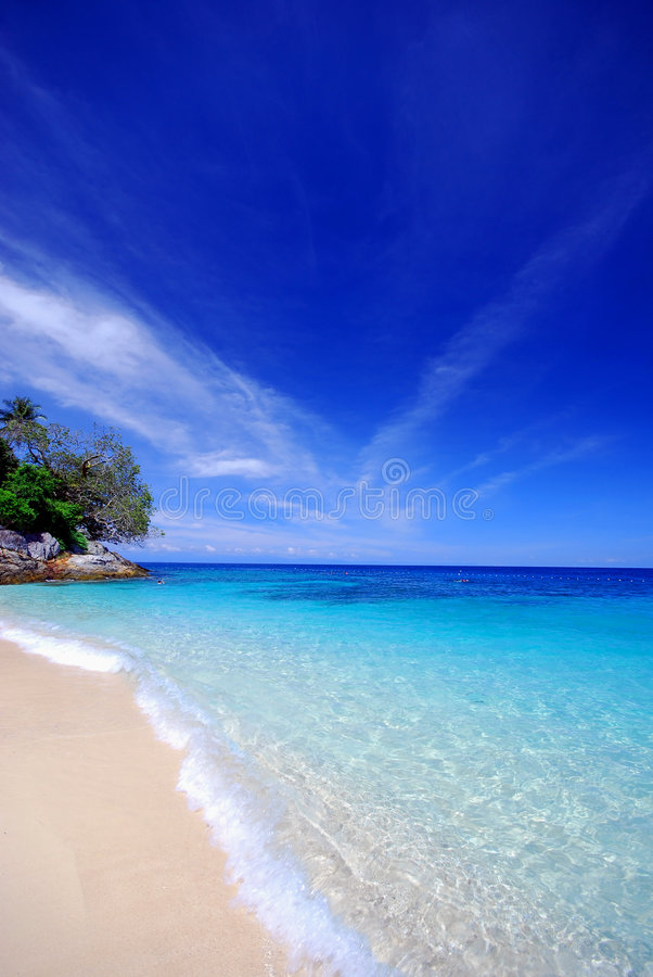 beach στοκ εικόνα με δικαίωμα ελεύθερης χρήσης
