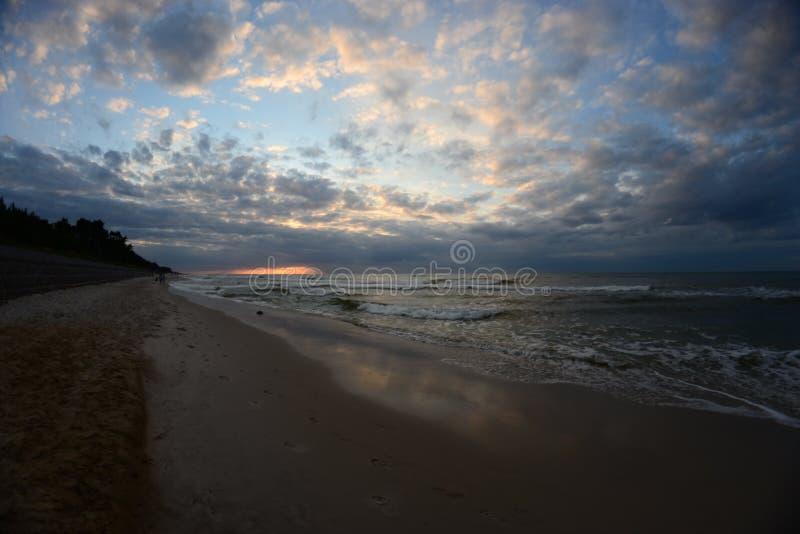 Beach2 royalty-vrije stock afbeelding