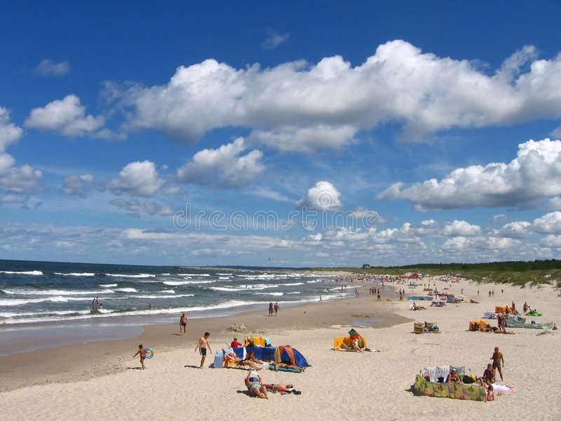 Download Beach stock image. Image of coast, surf, summer, sunny - 979377