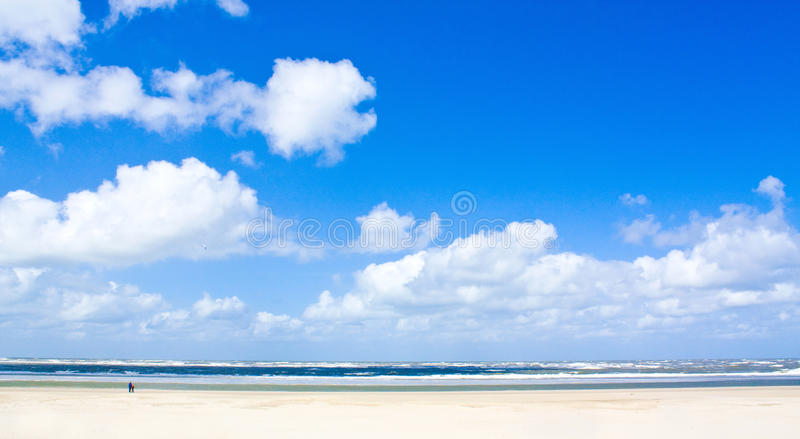 Download Beach stock image. Image of image, nobody, blue, dutch - 9817775