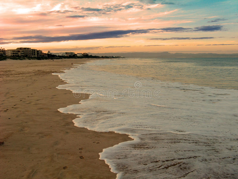 Download The Beach stock photo. Image of south, peaceful, skies - 9910530