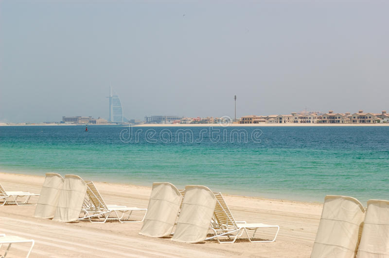 Download Beach Of Atlantis The Palm Hotel Stock Photo - Image: 14857486