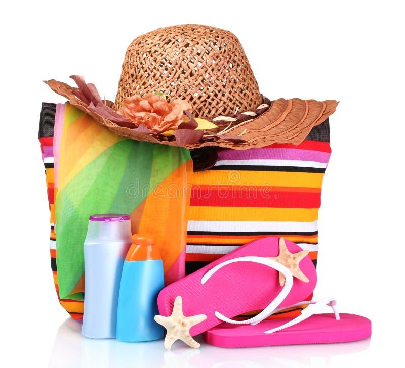 Download Beach Bag Stock Photos - Image: 20945803