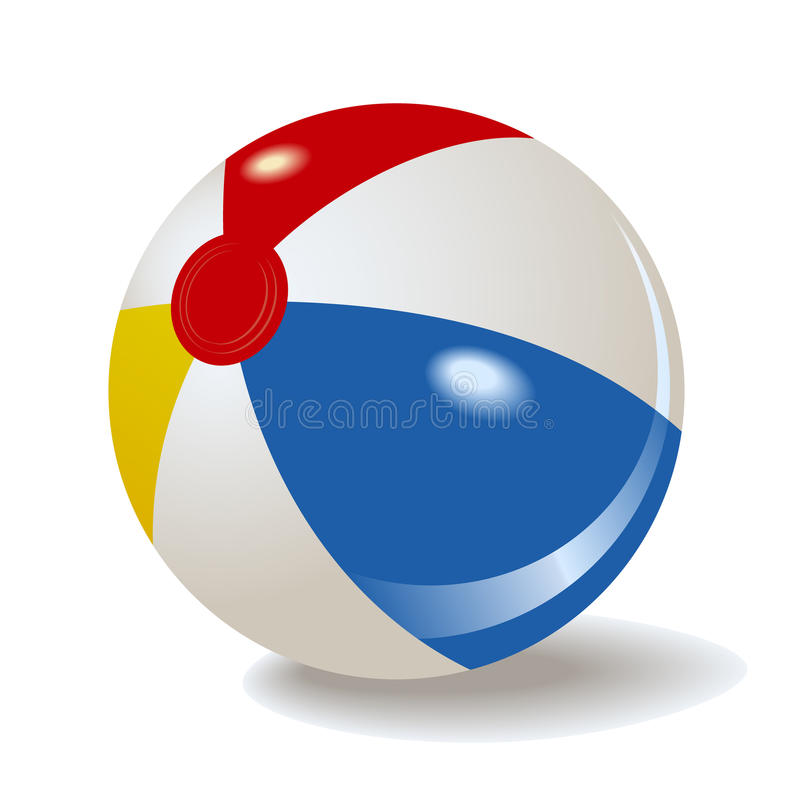 Free Beach Ball Royalty Free Stock Photos - 14805908