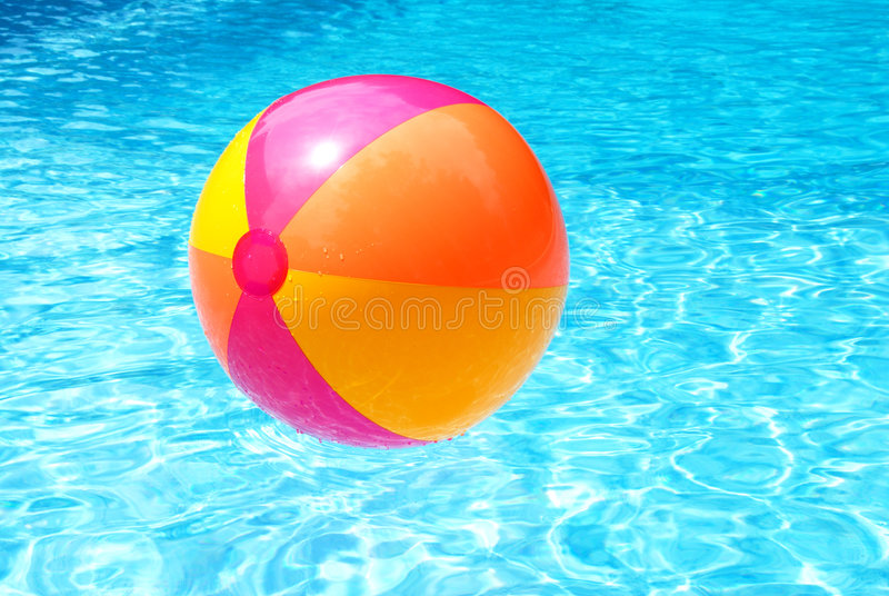 pool water with beach ball. Download Beach Ball Stock Photo. Image Of Ball, Textured, Water - 2911544 Pool With