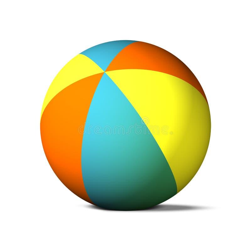 Download Beach Ball Stock Photo - Image: 5596630