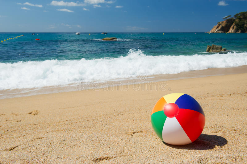 Download Beach Ball Royalty Free Stock Image - Image: 32873626