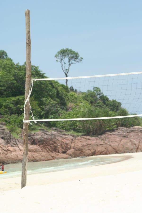 Beach ball pole