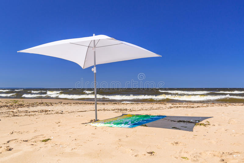 Download Beach Of Baltic Sea In Sobieszewo Stock Image - Image: 33052809