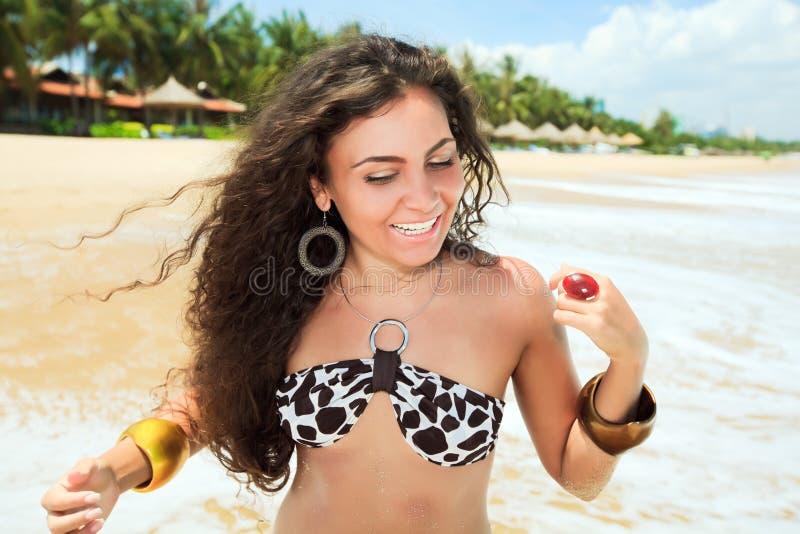 Download Beach bikini stock photo. Image of enjoyment, beach, caribbean - 13817704