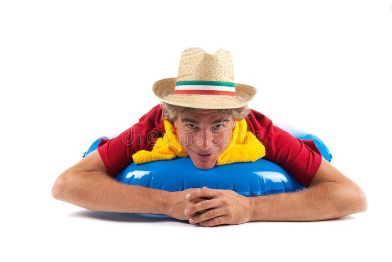 Download Beach boy stock image. Image of holidays, studio, down - 27191953