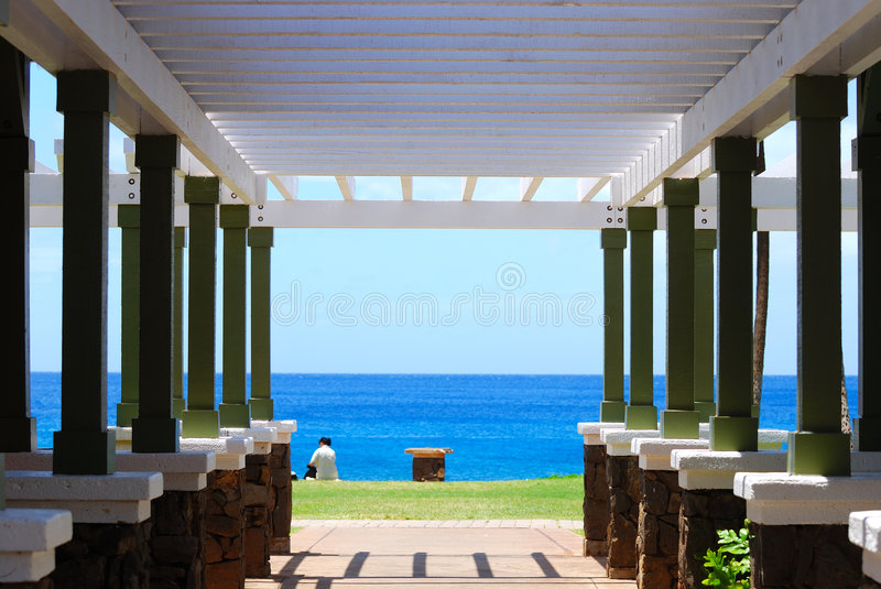 Download Beach Cabana Stock Image - Image: 2314721