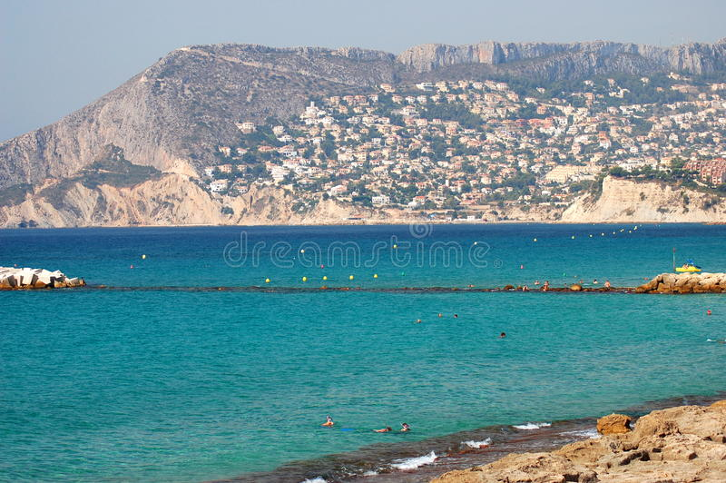 Download Beach In Calpe, Spain Editorial Stock Image - Image: 26531714