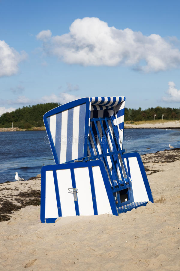 Download Beach chair stock photo. Image of blue, europe, september - 11191630