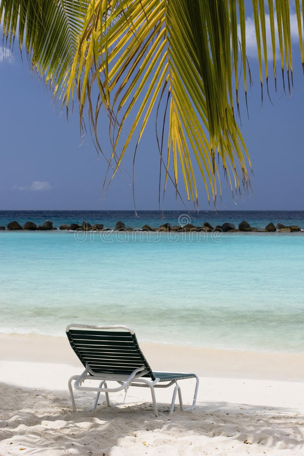 Download Beach Chair stock photo. Image of chair, sand, coast - 16417186