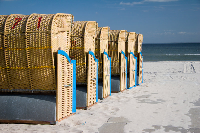 Download Beach Chair Royalty Free Stock Photos - Image: 2306298