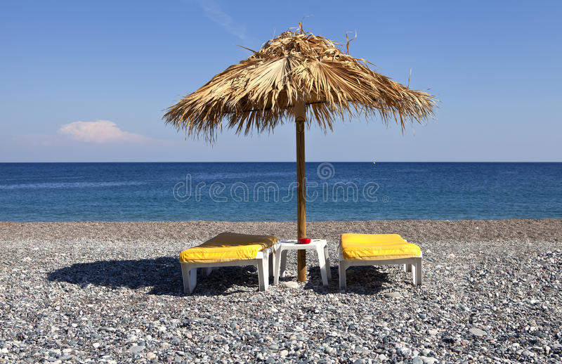 Download Beach chair stock image. Image of seaside, exotic, relaxation - 25466929