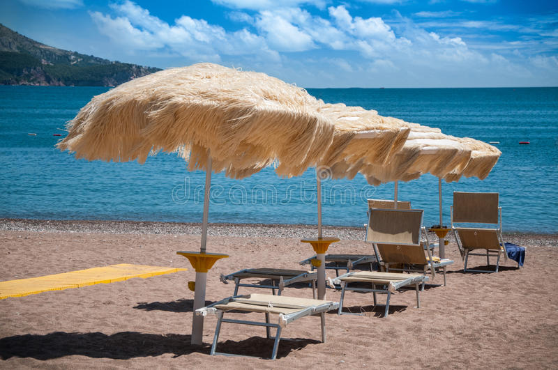 Download Beach Chair Stock Photo - Image: 25579870