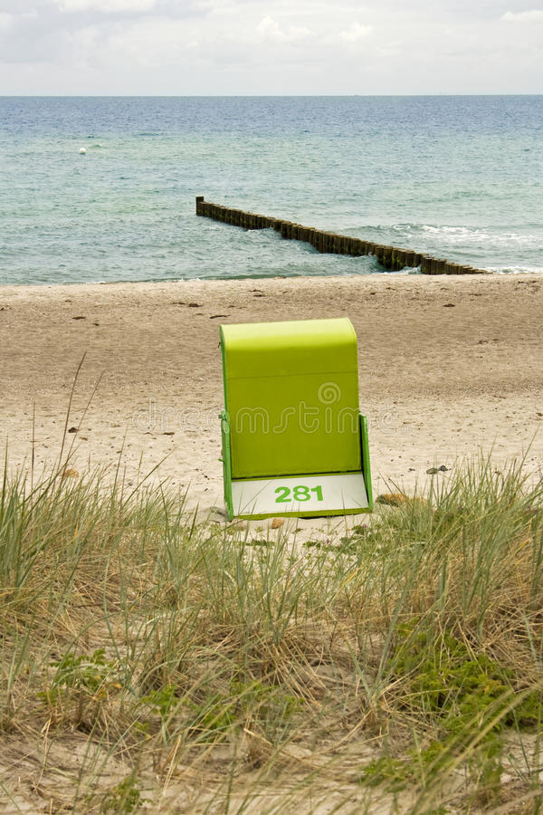 Download Beach Chair stock photo. Image of water, tourism, lounge - 26343140