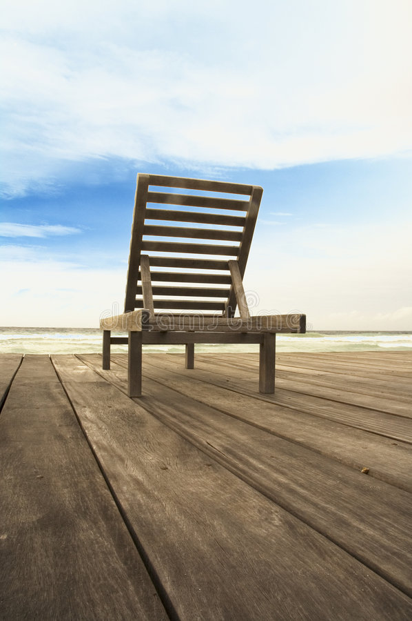 Download Beach chair stock photo. Image of clear, paradise, relax - 466456