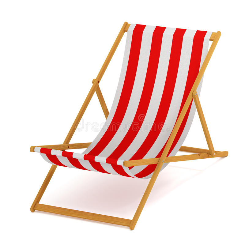 Download Beach Chair Stock Illustration. Illustration Of Leisure   31471724