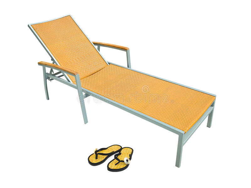 Download Beach Chair And Shoes Stock Image. Image Of Hotel, Leisure    35081107