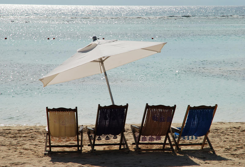 Download Beach Chairs stock photo. Image of travel, holiday, resorts - 13868852