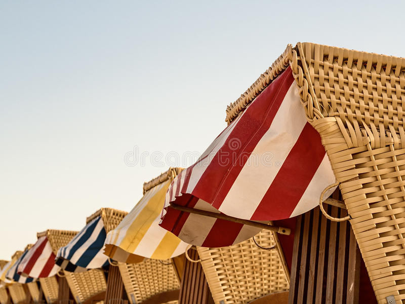 Download Beach Chairs Stock Images - Image: 25199624