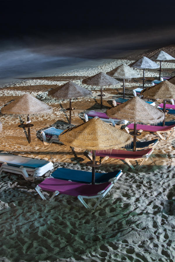 Download Beach chairs stock photo. Image of escape, relaxing, portugal - 27059284
