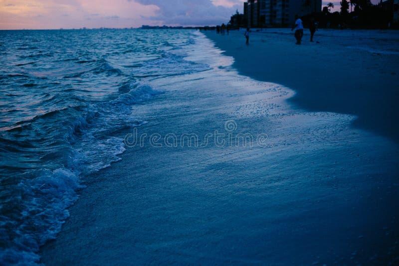 Beach, Dawn, Daylight stock photos
