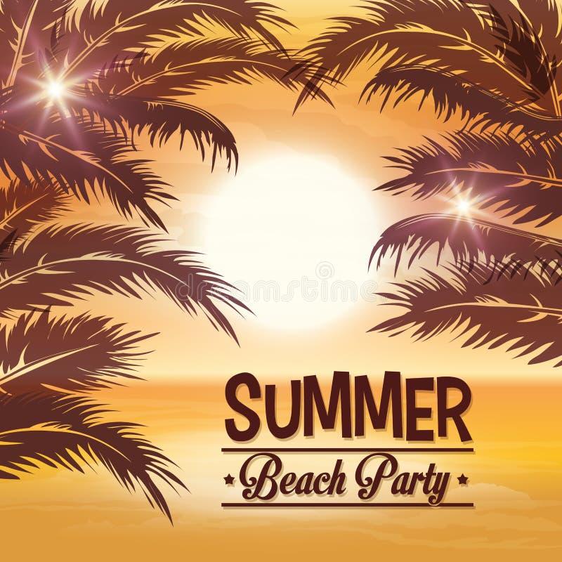 Beach design. Summer icon. Colorful Illustration , vector. Beach concept with icon design, vector illustration 10 eps graphic vector illustration