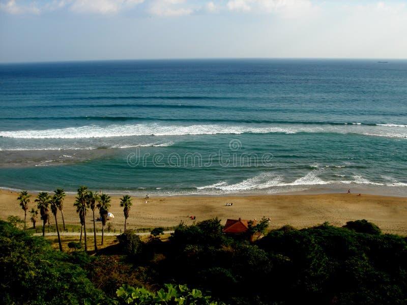 beach do jeju jungmun Κορέα στοκ εικόνες