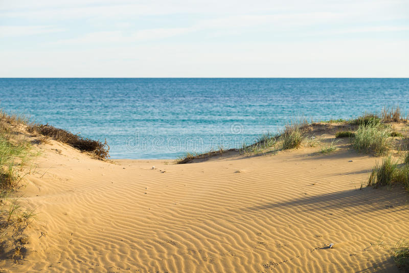Download Beach Dunes Stock Photography - Image: 29077812