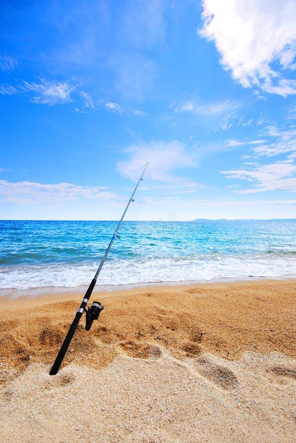 Free Beach Fishing Stock Images - 3015164