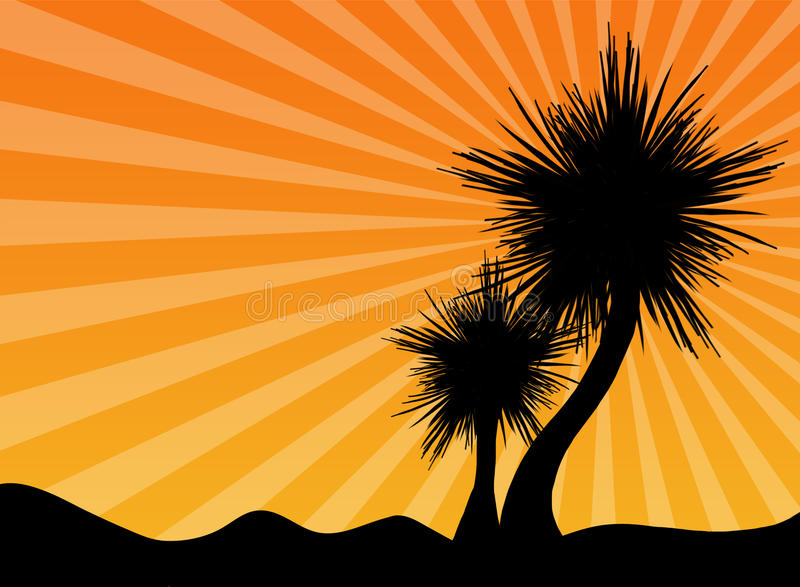 Download Beach flyer stock illustration. Image of exotic, palm - 20781721