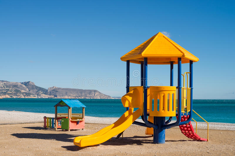 Download Beach fun equipment stock image. Image of shore, resort - 28852001